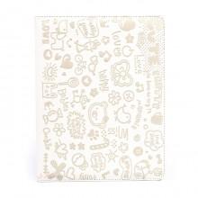 """Чехол-подставка для iPad 2, 3, 4 """"Lopez"""", белый"""