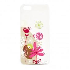 """Чехол для iPhone 5 """"Розовый лотос"""""""