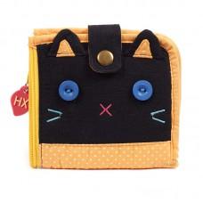 Кошелек котейка HX-Design, тканевый