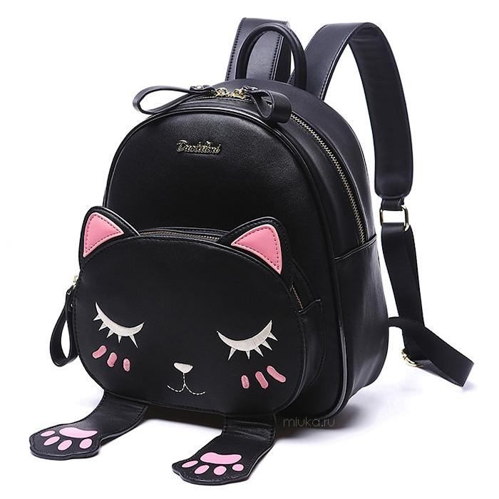 Рюкзак котик рюкзак сумка для блочного лука