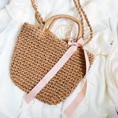Сумка 551005, плетеная