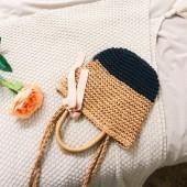 Сумка 551004, плетеная
