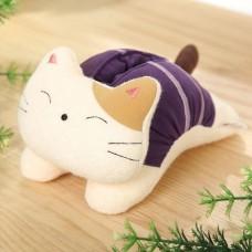 """Подставка для телефона """"Очень довольный котик в фиолетовой попоне"""""""