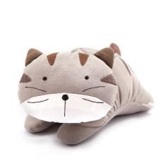 """Подставка для телефона """"Серый полосатый котик"""""""