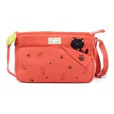 Сумка Forest Fum Cat, красная