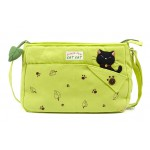 Сумка Forest Fum Cat, зеленая