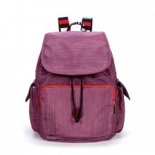 Рюкзак Bobo 55396, полиэстер, лиловый