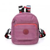 Рюкзак Bobo 55398, полиэстер, лиловый