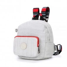 Рюкзак Bobo 55399, полиэстер, серый