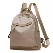 Рюкзак 55401, нейлон, бежевый
