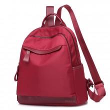Рюкзак 55402, нейлон, красный