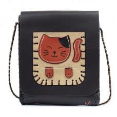 Сумка Little Cat, черная