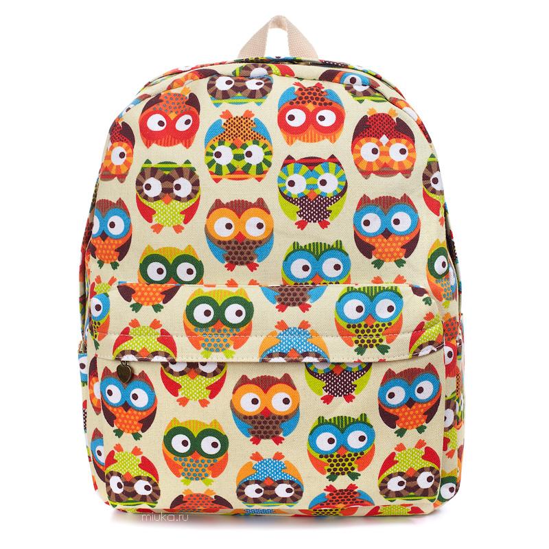 Рюкзаки яркие с принтами deuter рюкзаки купить в спб